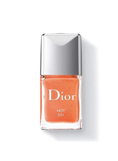 Dior Dior Vernis Nail Lacquer 531 Hot Oje Oranj